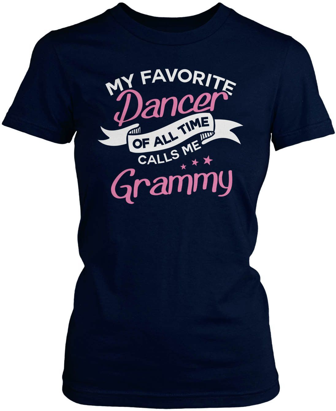 My Favorite Dancer Calls Me Grammy