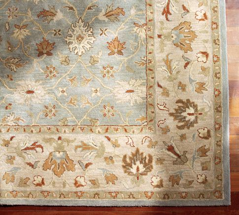 Malika Persian Style Rug Pottery Barn Already Have