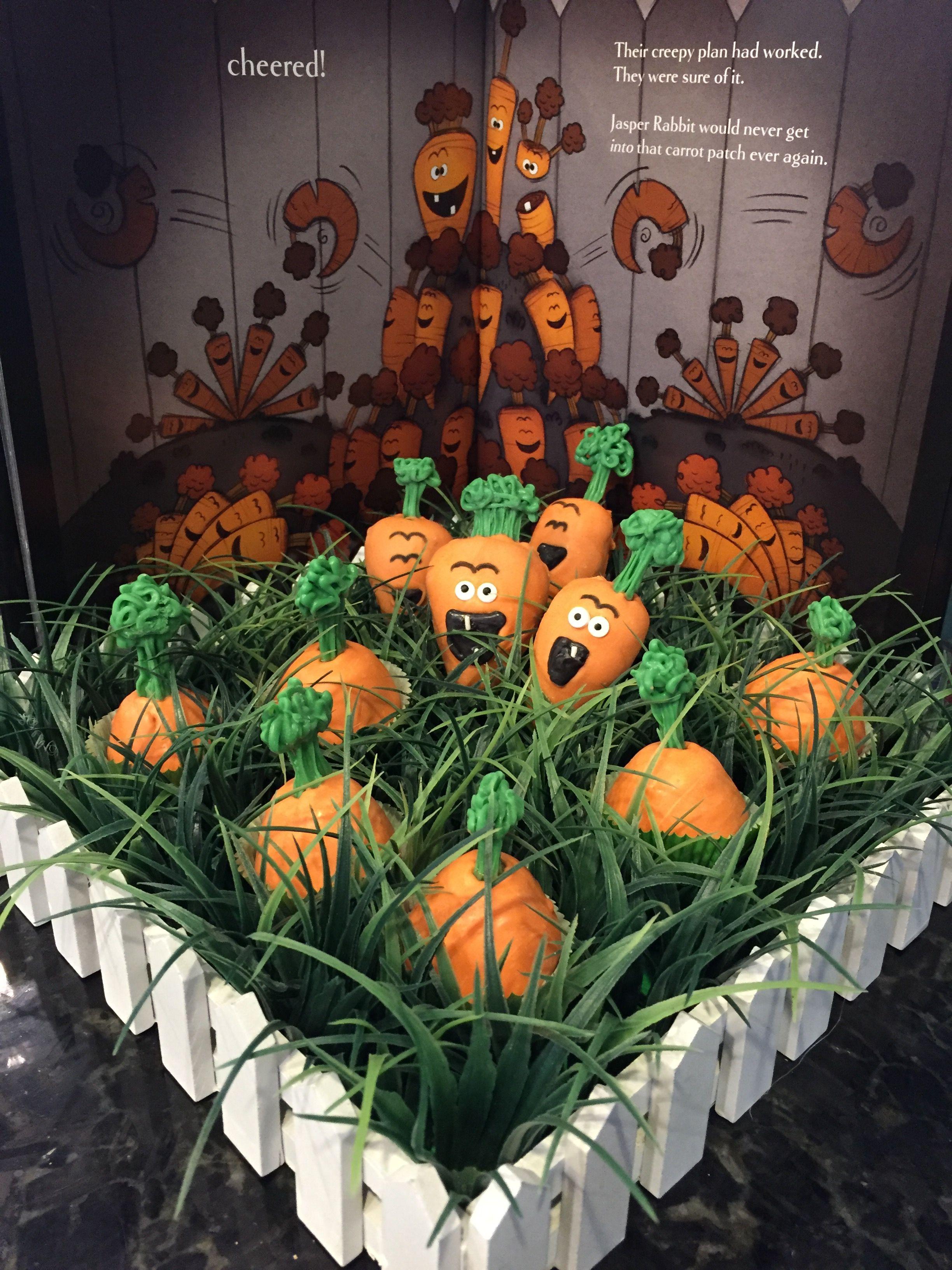 Creepy Carrots Cake Pops And Cake Balls Happy Carrots Halloween Fun Birthday Party Themes Birthday Parties [ 3264 x 2448 Pixel ]
