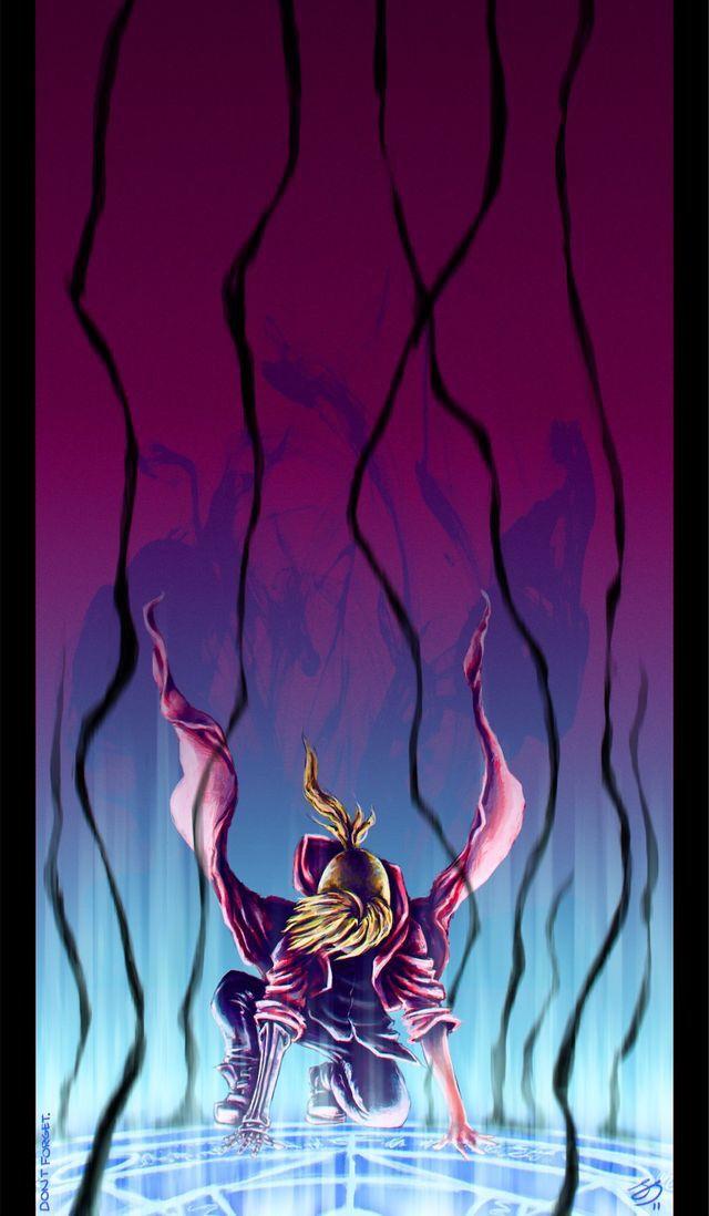 Iphone Wallpaper Fullmetal Alchemist Brotherhood Fullmetal Alchemist Edward Alchemist