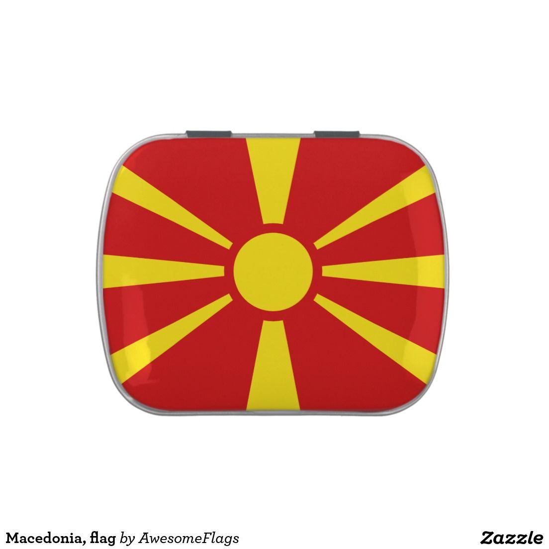 Macedonia, flag