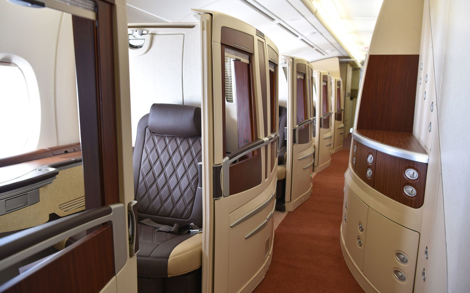 How to Book a Private First Class Suite on a Budget