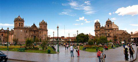 Κούσκο, Περού