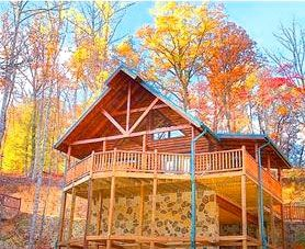 amazing cabin fontaine bedroom forge rental and log in tn rentals luxury gatlinburg cheap pigeon mountains cabins blessing smoky mountain