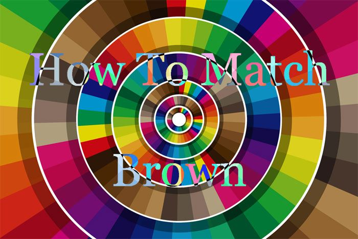 Image result for color wheel brown taupe complementary ...