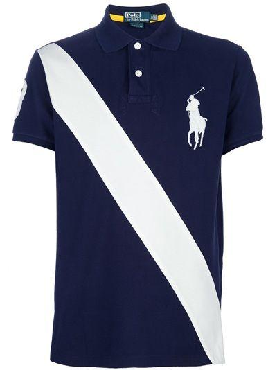 de06caaad POLO RALPH LAUREN - Camisa polo azul marinho. 1 | Things to wear ...
