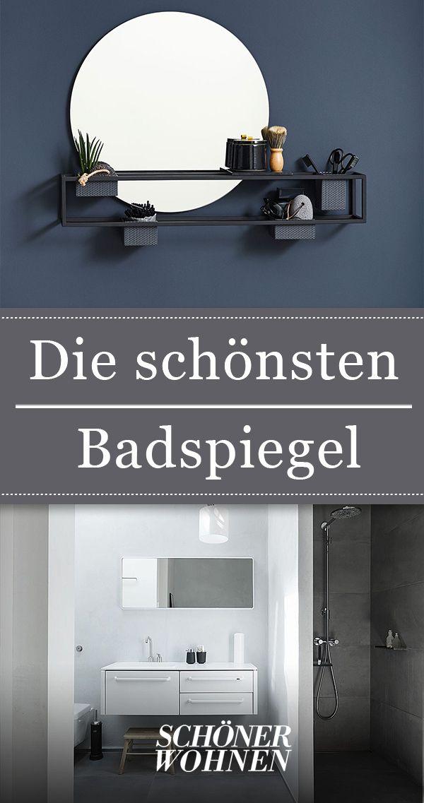 Badspiegel Mit Modernem Design Mit Bildern Badspiegel Kleine