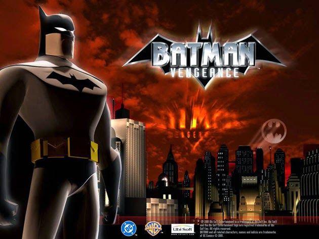 batman vengeance gba rom download