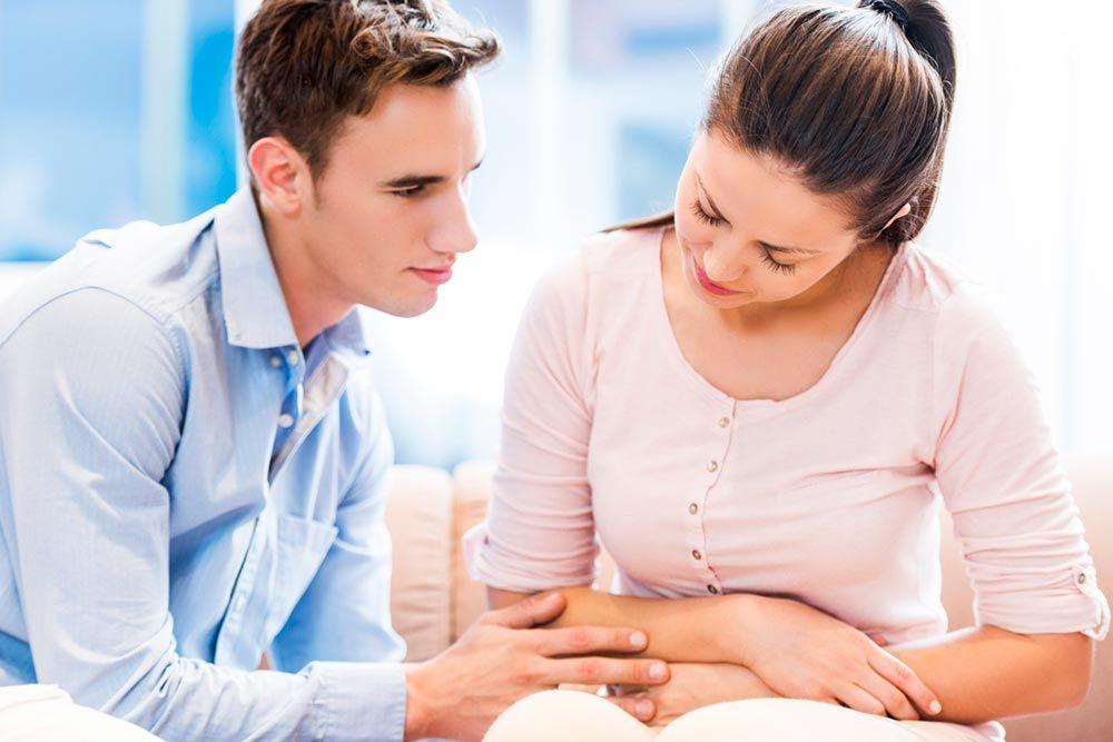 متلازمة القولون العصبي كيف يختلف المرض من النساء للرجال Women Women S Top Ruffle Blouse