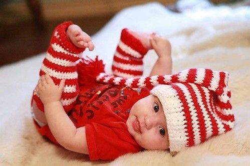 Crochet Pattern Cozy Leg Warmers Leg Crawlers for Baby and Toddlers ...