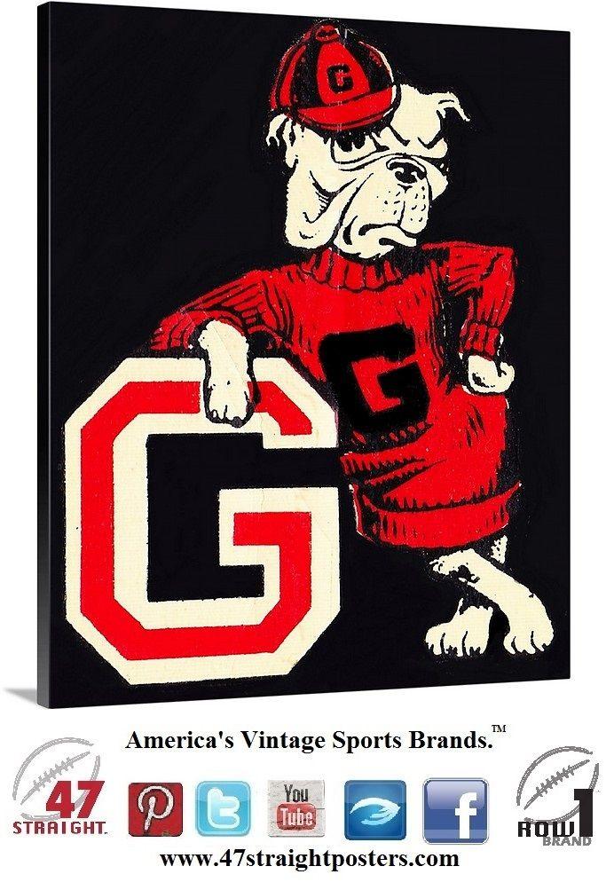 Pin On Georgia Bulldogs