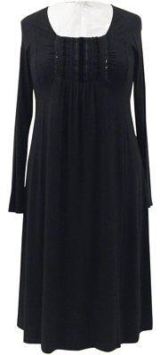 Attesa Attesa Maternity Black Dress $120