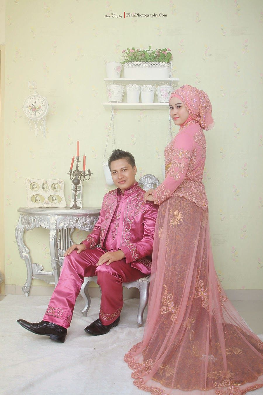 Prewedding Jakarta Indoor + Outdoor Pre wedding, Indoor