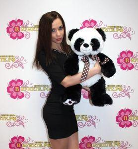 Панда 60 см №13
