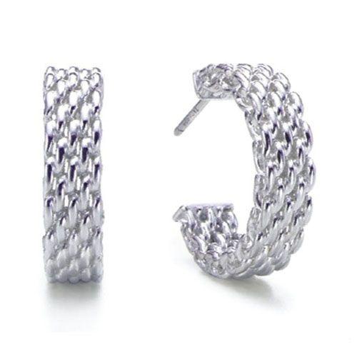 Tiffany Somerset Hoop Earrings