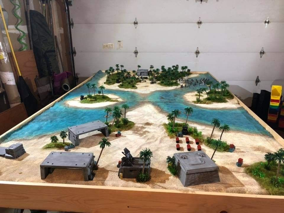 9 Star Wars Legion Terrain Ideas Star Wars Legion Terrain