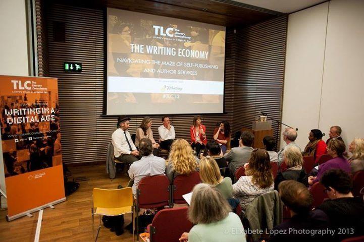 Barbara und Sharmaine von epubli waren zu Gast bei der Literary Consultancy in London. Dort stellten sie vor, wie das Self-Publishing bei epubli funktioniert. Außerdem waren sie in der Jury für den 'Pen Factor'.