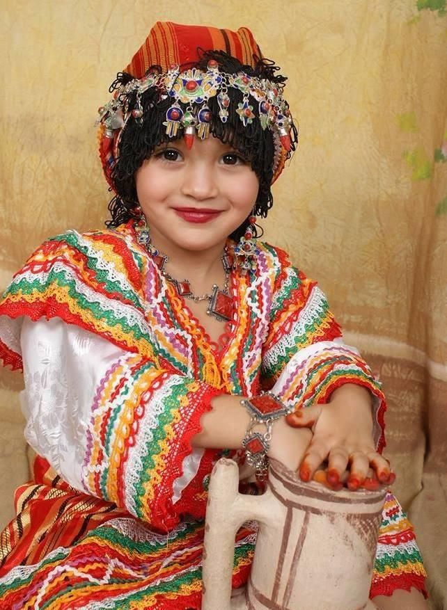tsamazgha: Kabyle