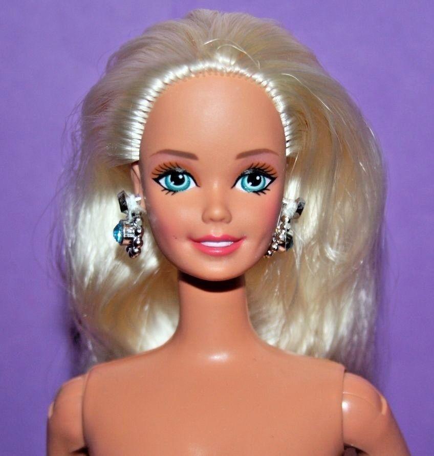 Barbie hairstyles wedding
