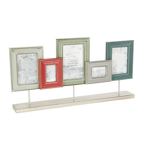 Debenhams Wooden set of five standing frames- at Debenhams.com ...