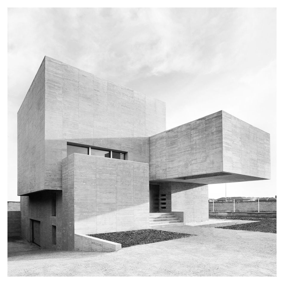 Jovino Martinez Sierra - House in Leon [Spain]