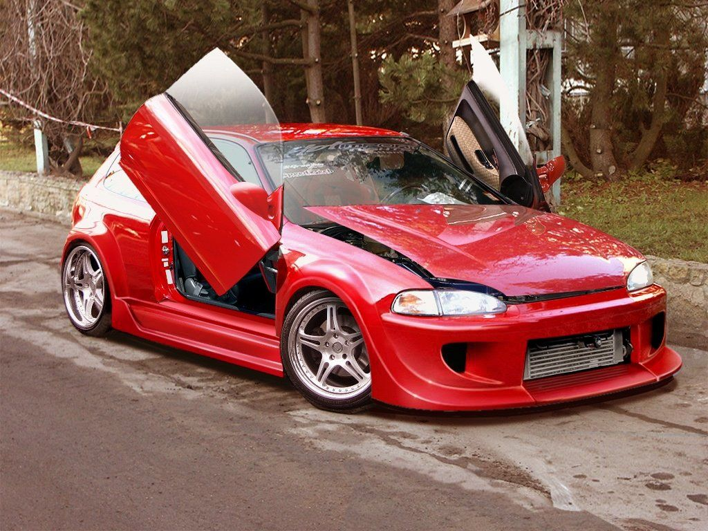 Ten Cars That are Cheap to Modify - 8. Honda Civic   Oh, That\'s ...