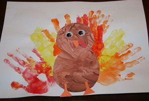 Finger Paint Art Preschool