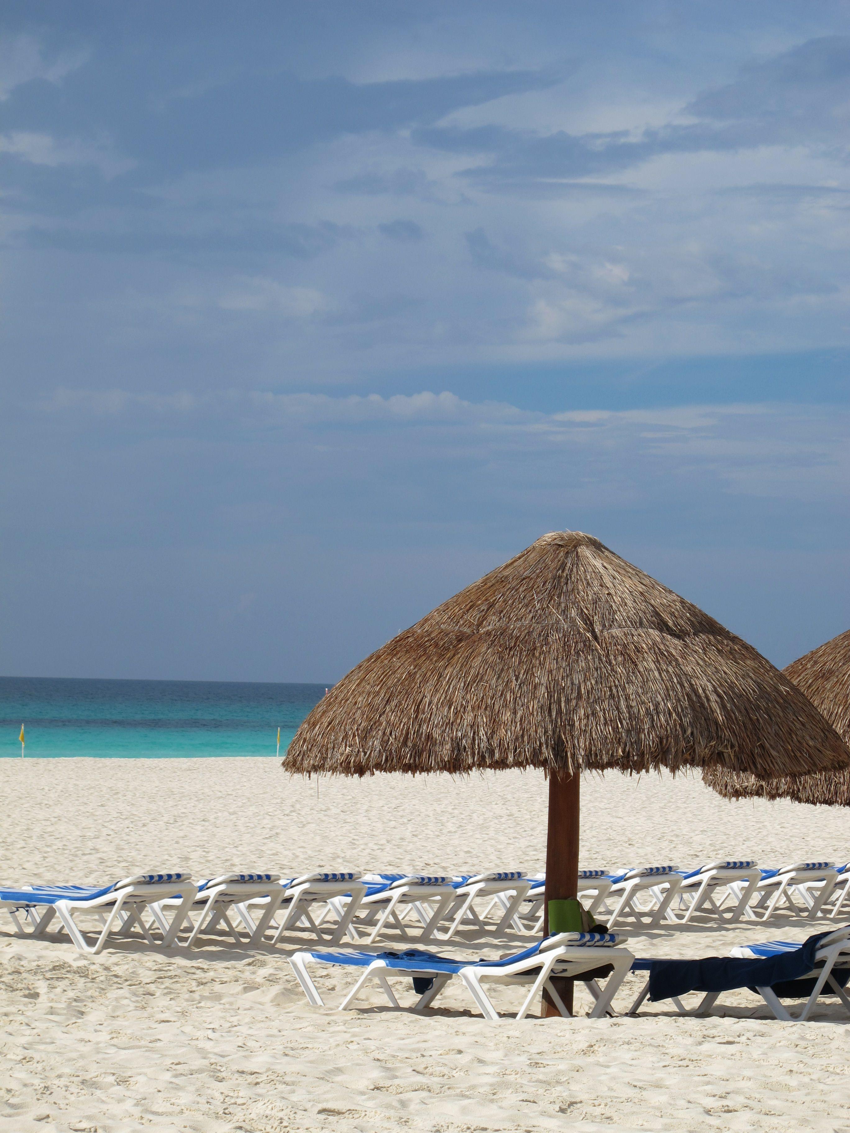 Praia Cancún , 2012