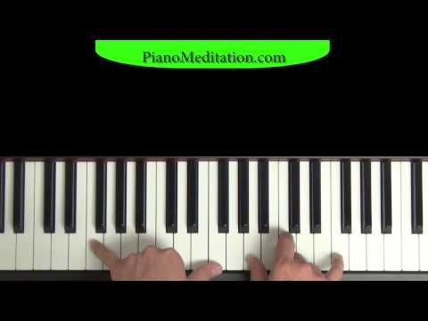 I Surrender Hillsong How To Play Contemporary Christian Piano