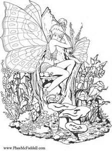 Dragon and Fairy Coloring Pages for Adults - Bing Images ...