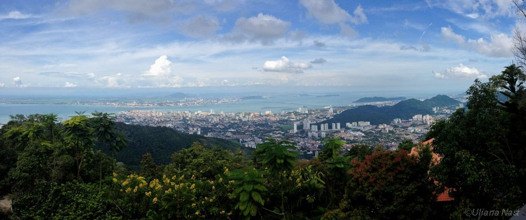 Things to visit and avoid on a trip to Penang.