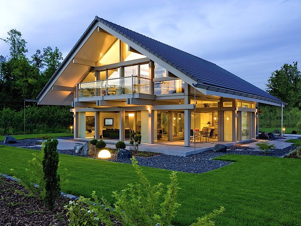 Huff House Bungalow Style Home Modern Home Design House Design Simple
