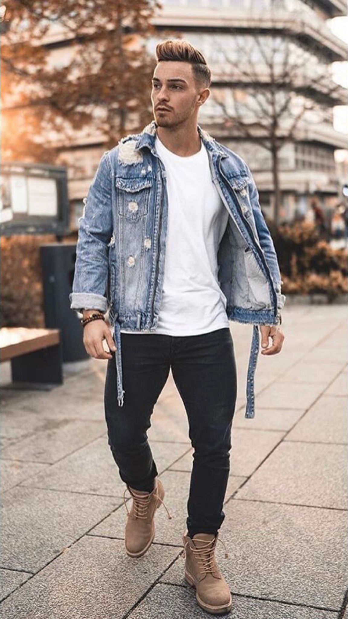22 Outfits for the fall! | Timberland outfits men