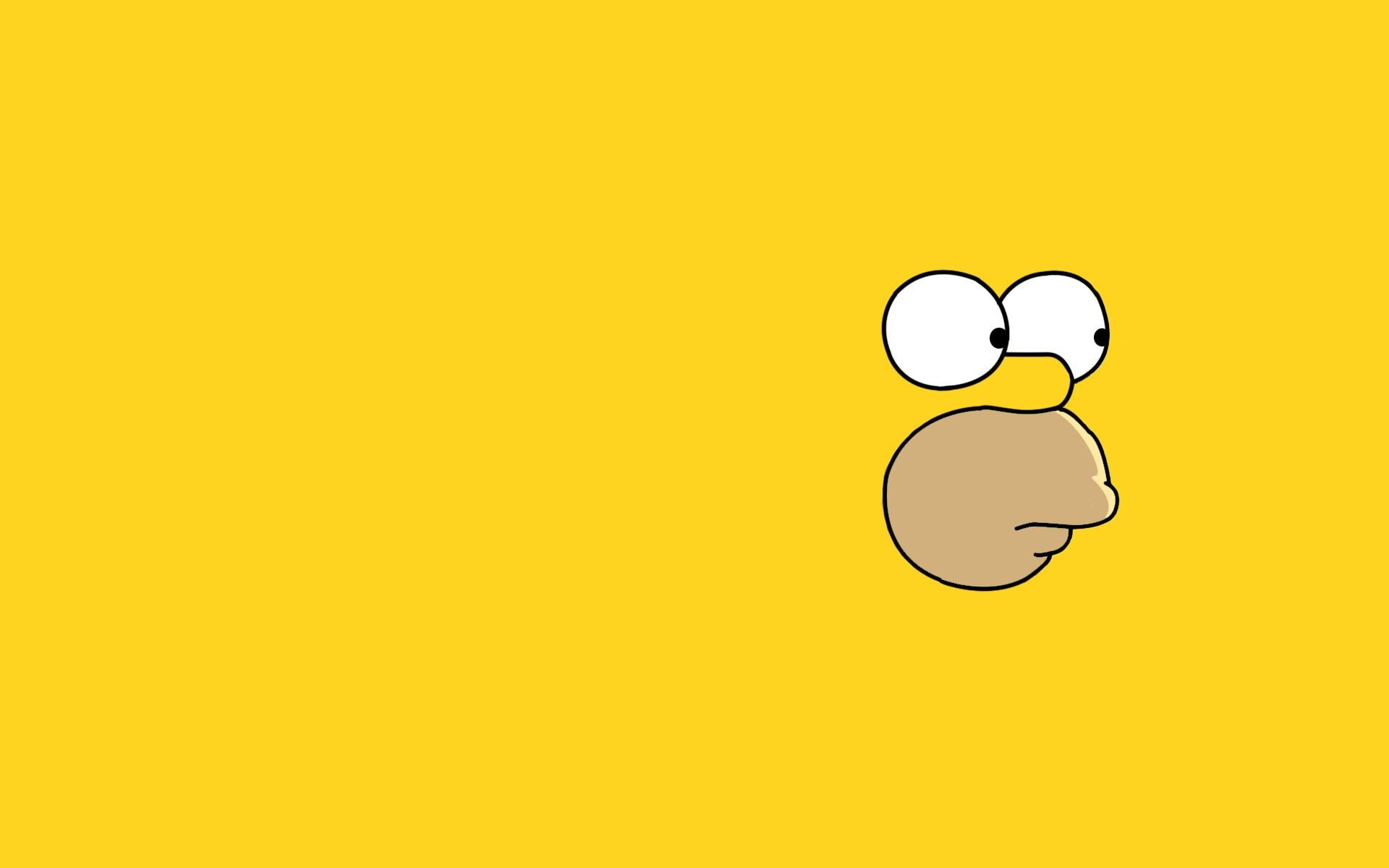 Homer Simpson 1920x1200 HD Wallpaper The Simpsons