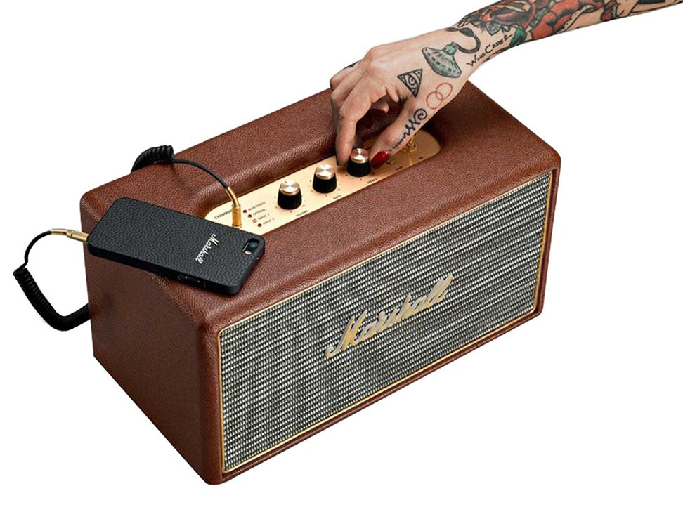 Marshall The Stanmore Larger Than Life Sound Stanmore Bluetooth