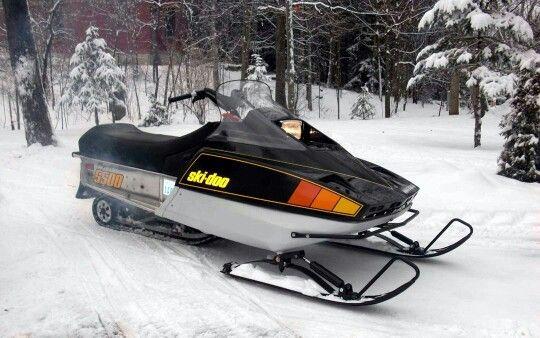 79 Ski Doo Blizzard 9500