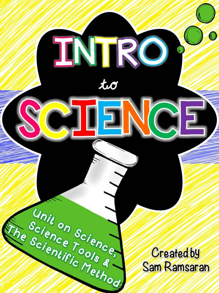 Intro to Science {Science Unit on the Scientific Method ...