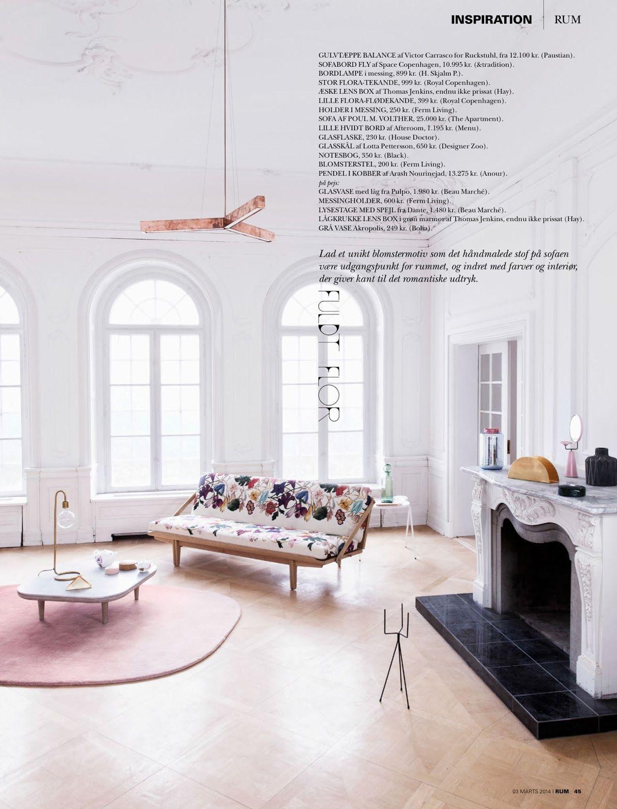 Ma Petite Fabrique De Meubles spring inspirationrum magazine // blog la petite