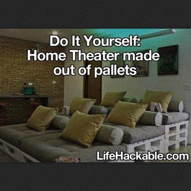 Do It Yourself Home Theater Mycoffeepot Org