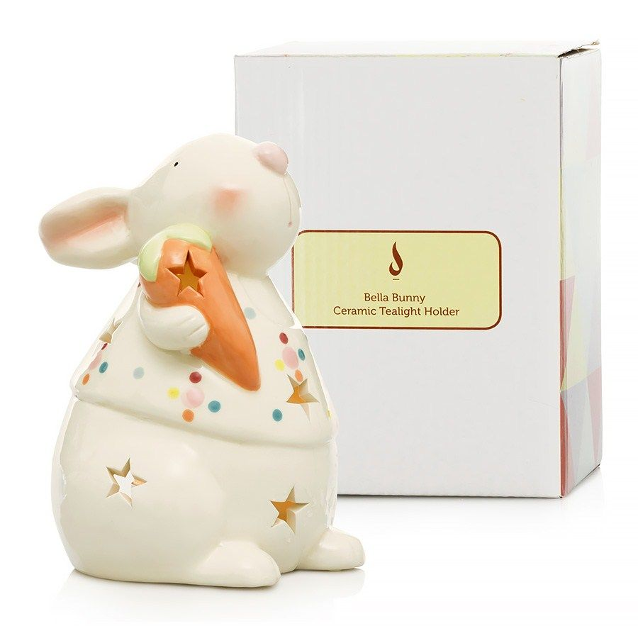 The easter tealight holder bella bunny from dusk garden city the easter tealight holder bella bunny from dusk garden city would make the gifts for grandmaeaster negle Image collections