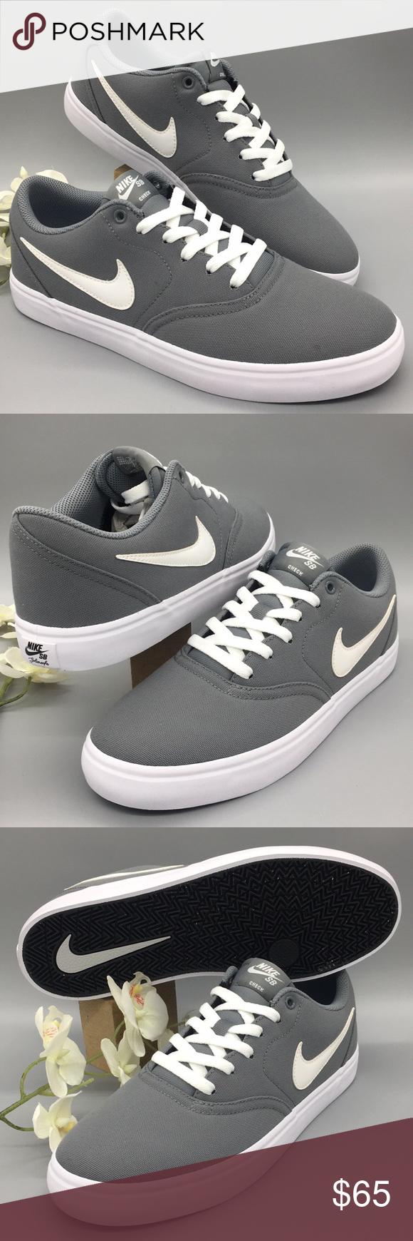 Nike Sb Check Solar Cnvs W Nike Sb Womens Shoes Sneakers Nike