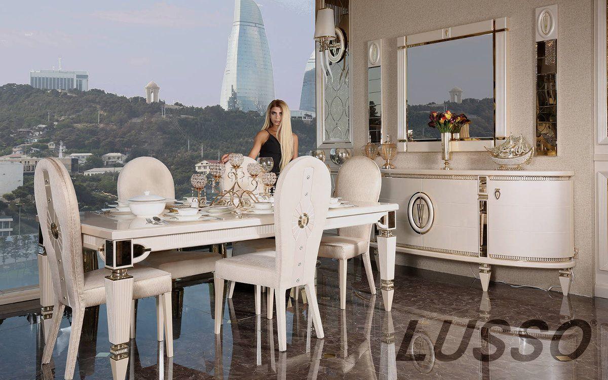 Yemek Odası Takımları Avangarde Lusso Mobilya Furniture