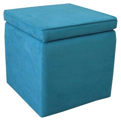 Superb Target Storage Ottoman Teal Organization Dorm Ocoug Best Dining Table And Chair Ideas Images Ocougorg