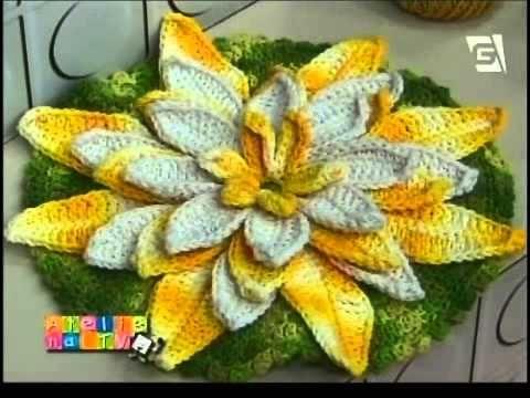 Tv Gazeta Flor de lotus Cristina Luriko 010714