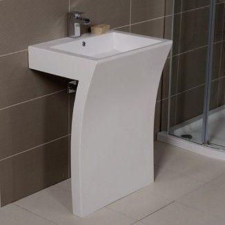 Seven Freestanding Basin Modern Sink Basin Bathroom Freestanding
