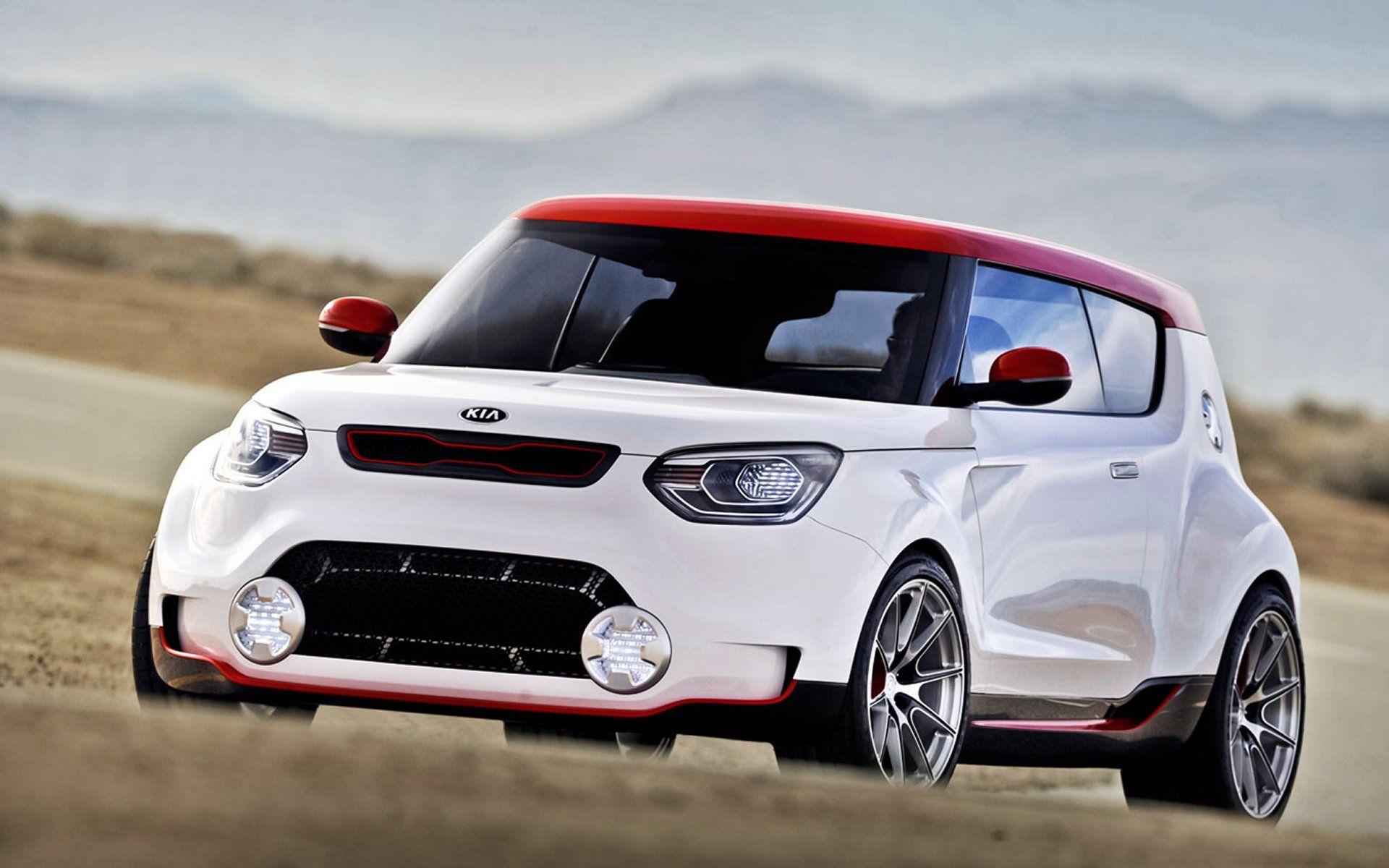 Kia Trackster Concept Kia Soul Kia Kia Motors America