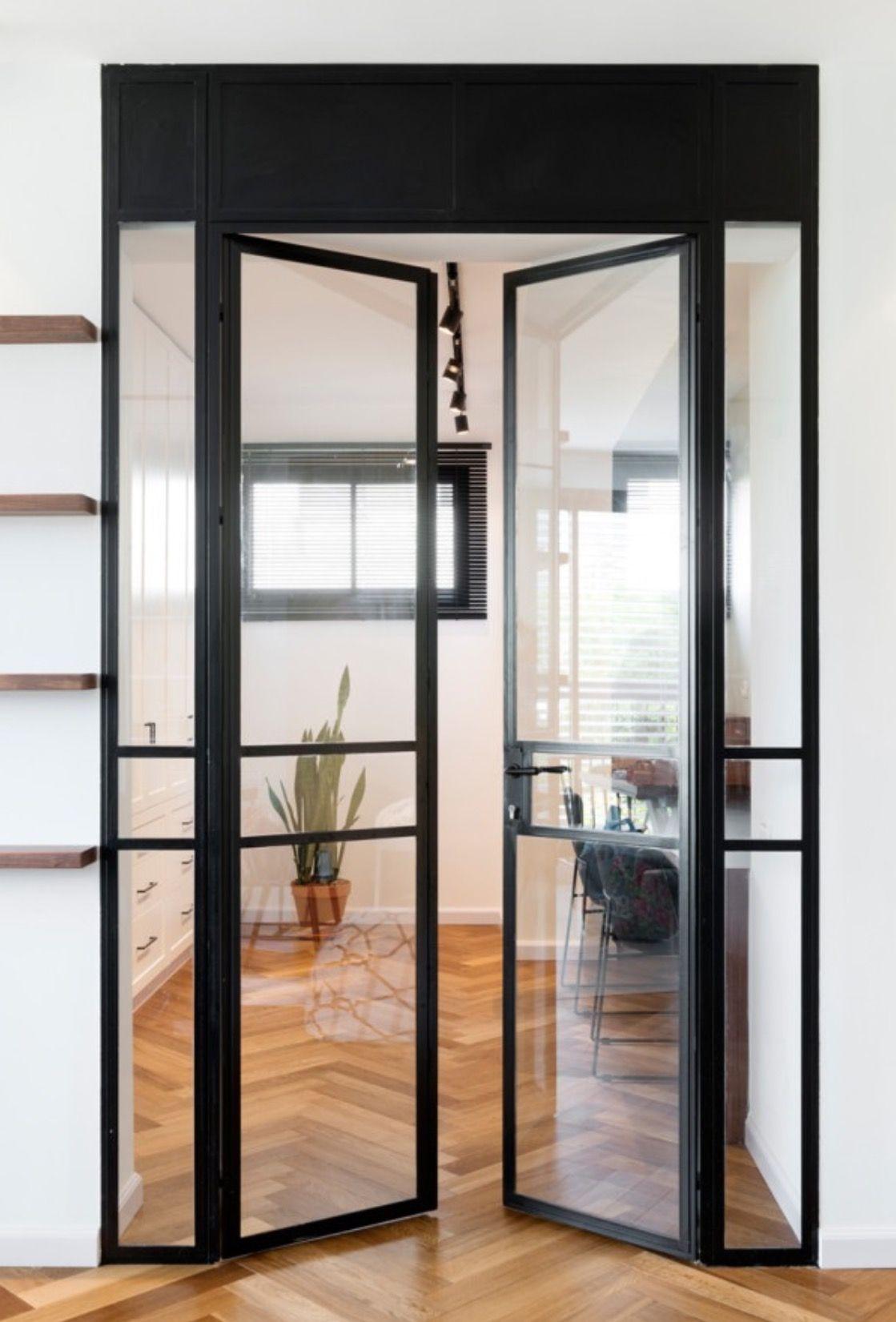 Pin de Lilach Beneraf en Doors Interiores de casa