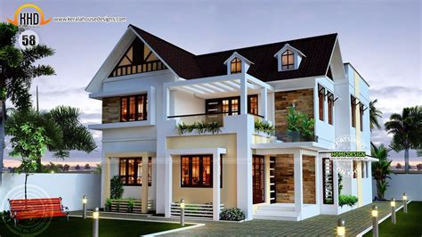 New House Plans For April 2015 is part of Kerala house design -
