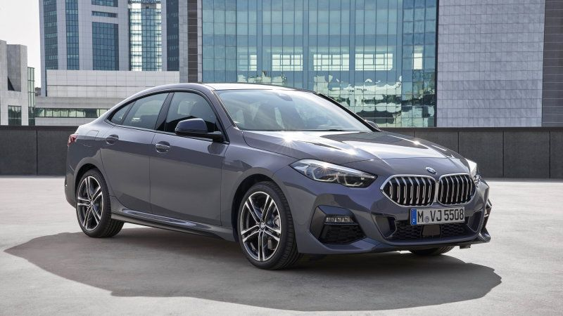 2020 Bmw 2 Series Gran Coupe Pricing Announced With Images Bmw