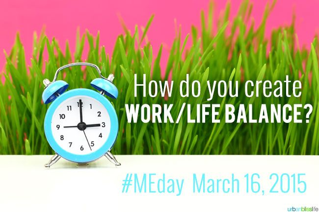 Building Your Balance Amidst the Madness #sponsored #MEday @domainME
